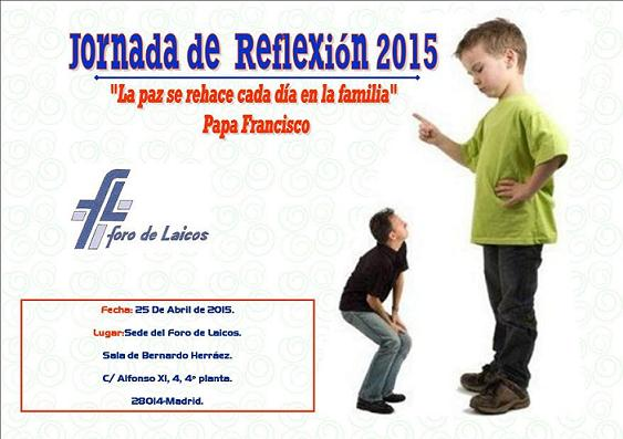 Cartel Jornada Reflexión 2015 version web