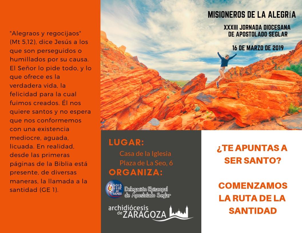 2019.03.16-Jornada Apostolado Seglar Zaragoza 1
